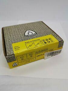Klingspor Abrasive Sanding Sleeves CS310X 10x20mm Grit 80 Pack Of 50, #11555