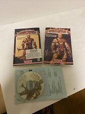 SSI TSR AD&D Dark Sun Shattered Lands CD-ROM & CLUE BOOK & RULE BOOK