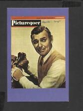 Nostalgia Postcard  Picturegoer Actor Clark Gable 1948