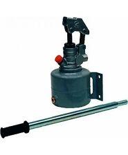 Pompe hydraulique manuelle acier - 6 litres remorque