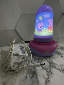 Chargeable PEPPA PIG NIGHT LIGHT & TORCH