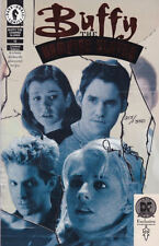 BUFFY THE VAMPIRE SLAYER #15 Danny Strong SIGNED 215/1350