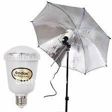 Flash d'esclave Lumière de stroboscope AC E27 Godox A45S