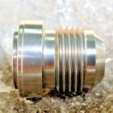 -12 #12 AN Stainless Steel Weld On Fitting Bung Nut