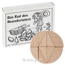 Knobelspiel/geduldspiel Mini Puzzle das Rad Des Neandertalers
