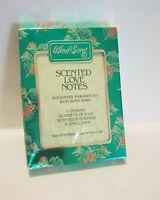 Vintage Windsong 12 Stationery Paper 6X 9 Love Letters Scented 10 Envelopes