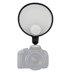12 inch Universal Mini Softbox Diffuser for Flash Speedlite Portable Speedlights