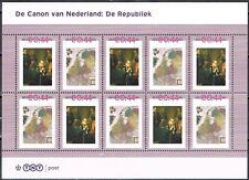 2489-A-23/24 vel Canon 23 en 24 De Republiek - Johan van Oldenbarnveldt