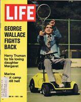 ORIGINAL Vintage Life Magazine November 24 1972 George Wallace