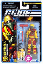 "G.I. JOE - The Pursuit of Cobra__BLOWTORCH 3.75 "" action figure_Flamethrower_MIP"