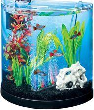 Tetra Fusion 11L Half Moon Fish tank - 40% OFF RRP
