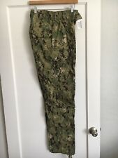 US NAVY SEAL TROUSERS - NWU TYPE III / AOR2 - SMALL LONG - NWT