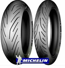 COPPIA PNEUMATICI 120 70 15H 160 60 15H MICHELIN PILOT POWER 3 T MAX 2008 2017