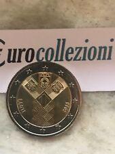 ESTONIA 2018 2 EURO FDC UNC 100 ANNI STATI BALTICI EESTI ESTONIE ESTLAND ЭСТОНИЯ