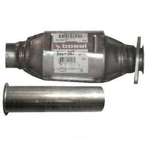 Catalytic Converter-BRExhaust Federal Direct-Fit Pre-OBDII Rear Bosal 099-847