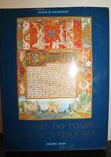 "Portuguese Book: ""A Torre Do Tombo E Os Seus Tesouros"", Martim De Albuquerque"