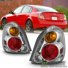 For 2002 2003 2004 2005 2006 Altima Tail Lights Lamps Replacement Left+Right Set