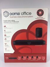 OOMA Office Business Class Phone System + 1 Linx New In Open Box