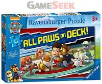 RAVENSBURGER PAW PATROL PUZZLE (35-PIECE) - TOYS BRAND NEW FREE DELIVERY