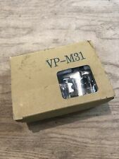 VP Components VP-M31 Bicicleta de Montaña SPD sin Clip Pedales Plata
