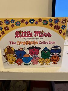 Little Miss The complete Collection books for kids by Roger Hargreaves