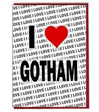 Greeting Card - Birthday Card - I Love Gotham