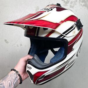 Vintage 2000 Arai VX-Pro Kevin Windham Replica Motocross Helmet XL - no fear fox
