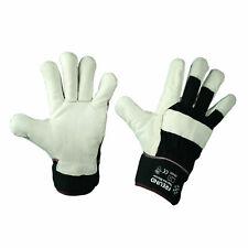 Freund-Victoria Handschuhe Thermo Worker - gefütterter Rindslederhandschuh
