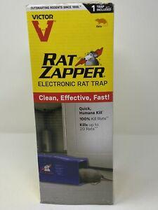 Rat Zapper RZC001-4 Electronic Rat Trap