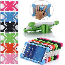 """For 7""""~ 7.9 inch Tablet PC Pad Kids Safe Rubber Universal Silicone Case Cover"""