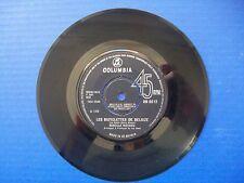 """Mireille Mathieu  - Les Bicyclettes De Belsize / Sometimes - UK  7""""  45 rpm. EX+"""