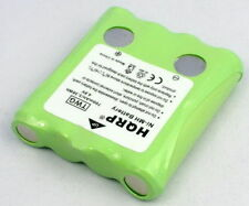 Two-way Radio 4.8v Battery Pack Replacement for Cobra FRS250 FRS300 PR950-DX