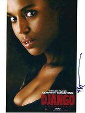 Kerry Washington signed Tarantino' Django Unchained 8X10 photo @@ Proof @@