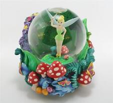 Tinker Bell Garden Peter Pan Musicial Snowglobe in the box