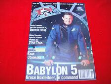 TV ZONE #69 ~ DR WHO~VERITY LAMBERT INTERVIEW~BABYLON 5~BLAKES 7~STAR TREK