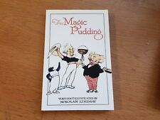 The Magic Pudding by Norman Lindsay (paperback, 1984)