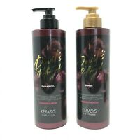 Kerasys Devil's Perfumed Shampoo and Conditioner Hair Repair (Gorgeous Musk)