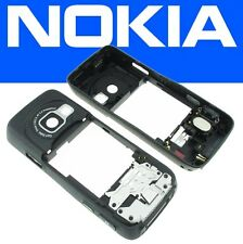 Original Nokia N73 Mittelgehäuse Middle Cover Rückschale + Buzzer + Mikrofon
