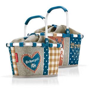 Reisenthel Carrybag XS Special Edition kleiner Einkaufskorb Einkaufstasche Korb