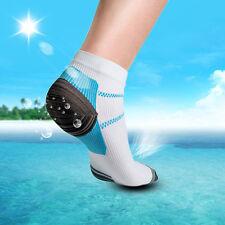 Mens Plantar Fasciitis Relief Anti-Fatigue Compression Socks Fitness