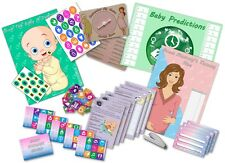 Baby Shower Party Games  -  6 GAMES  -  UNISEX  ~  up to 20 players
