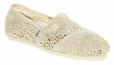 Women's Synthetic Floral Flats