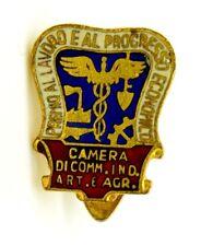 Distintivo Camera Di Commercio Industria Artigianato E Agricoltura (A.E. Lorioli