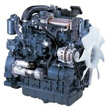 Kubota Motor V1505-t F. Weidemann Schaeffer Holder Kommunaltraktor C200 C340