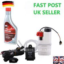 FLASH LUBE  VALVE SAVER KIT ELECTRONIC PREMIUM quality lpg autogas german oil 1L