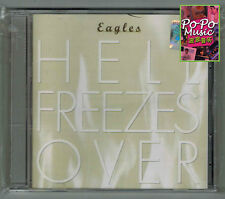 Eagles - Hell Freezes Over CD 1994 ( Malaysia Version  )