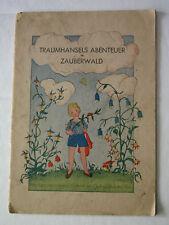 Traumhansels Abenteuer im Zauberwald. Märchenbuch für groß und klein mit Bildern