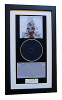 LINKIN PARK Living Things CLASSIC CD Album TOP QUALITY FRAMED+FAST GLOBAL SHIP