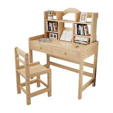 🎄Height Adjustable Children Desk and Chair Set Student Study Table School Desk