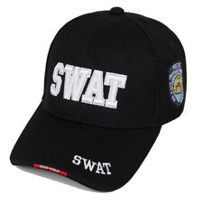 New York City Police Department Tactical SWAT Baseball Cap Snapback Roleplay